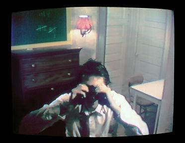 Bruce Charlesworth-scene from Surveillance-1981-video