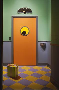 Bruce Charlesworth-Cyclops-1996-kinetic tableau