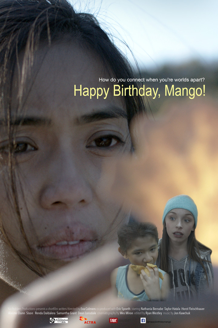 Happy Birthday, Mango!