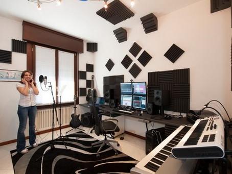 5 Essentials For Your Home Studio