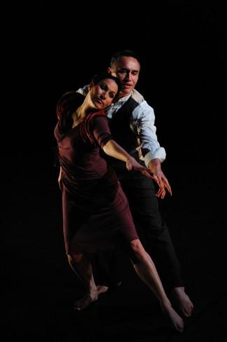 Dolina Wehipeihana & Maaka Pepene - Atamira Dance