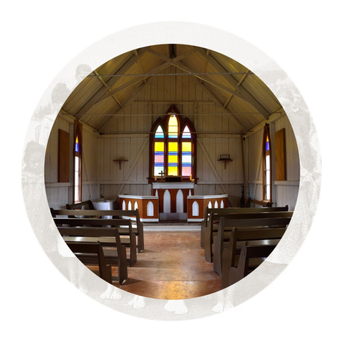Methodist church   Omanaia
