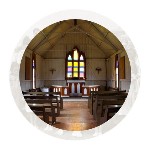 Methodist church | Omanaia