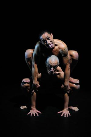 Taane Mete & Taiaroa Royal - Okareka Dance