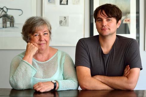 Linda Olsson & Tom Sainsbury