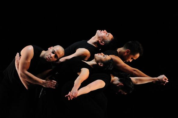 Tamihana Paurini, Maaka Pepene, Pare Randall, Jack Gray & Dolina Wehipeihana - Atamira Dance