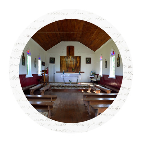 St. Nicholas church   Whirinaki