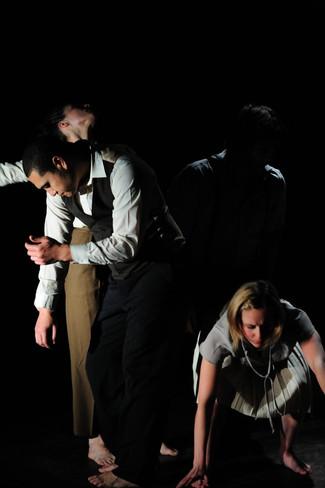 Jeremy Poi, Lucy Marinkovich, Anita Hunziker & Robbie Curtis - Footnote Dance