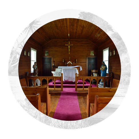 St. John the Baptist   Te Karae