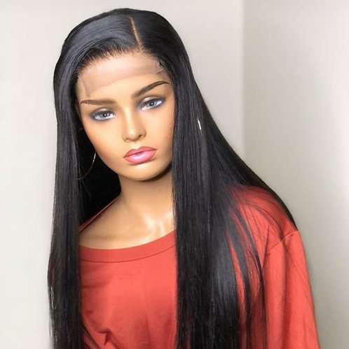 Naomi Straight Wig length 26inch with 6x6 closure