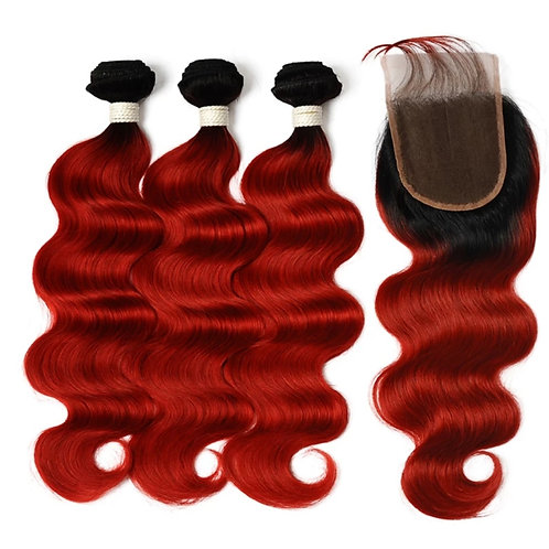 Brazillian Body Wave Bundle Available In Different Colours