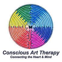 Conscious Art Therapy Round Logo .jpg