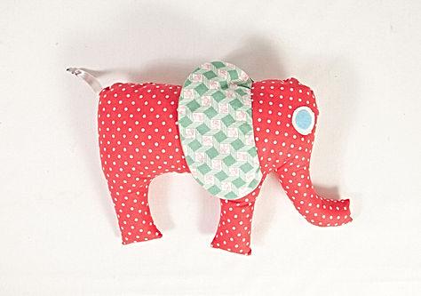 Pikowana Elephant 2