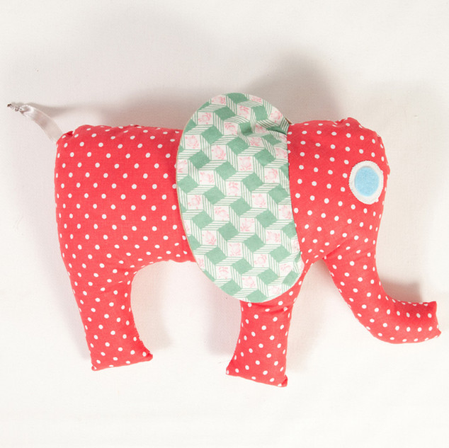 Quilted Elephant 2