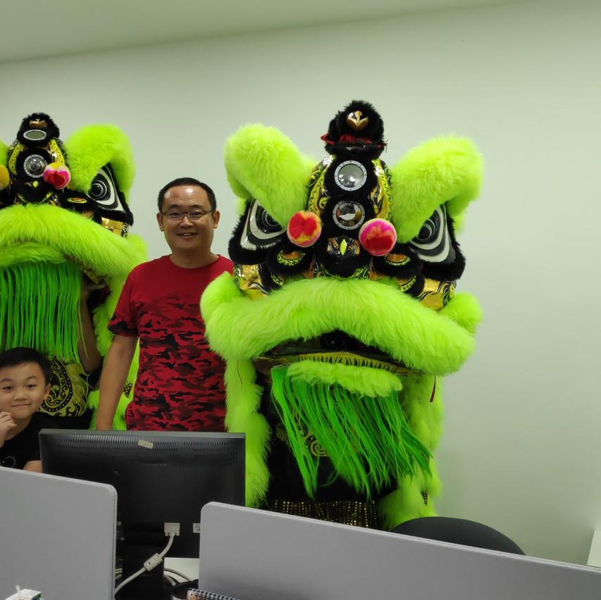 Adviser, Seng Wah