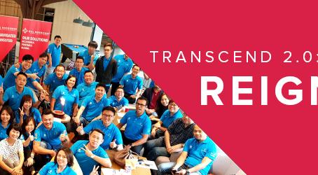 TRANSCEND 2.0: REIGNITE!
