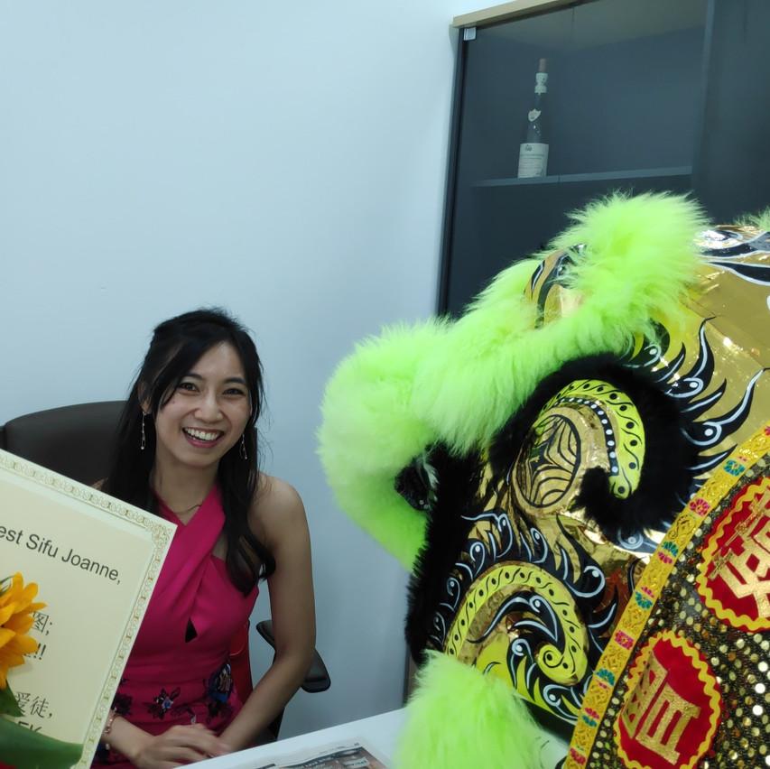 Adviser, Joanne Chu