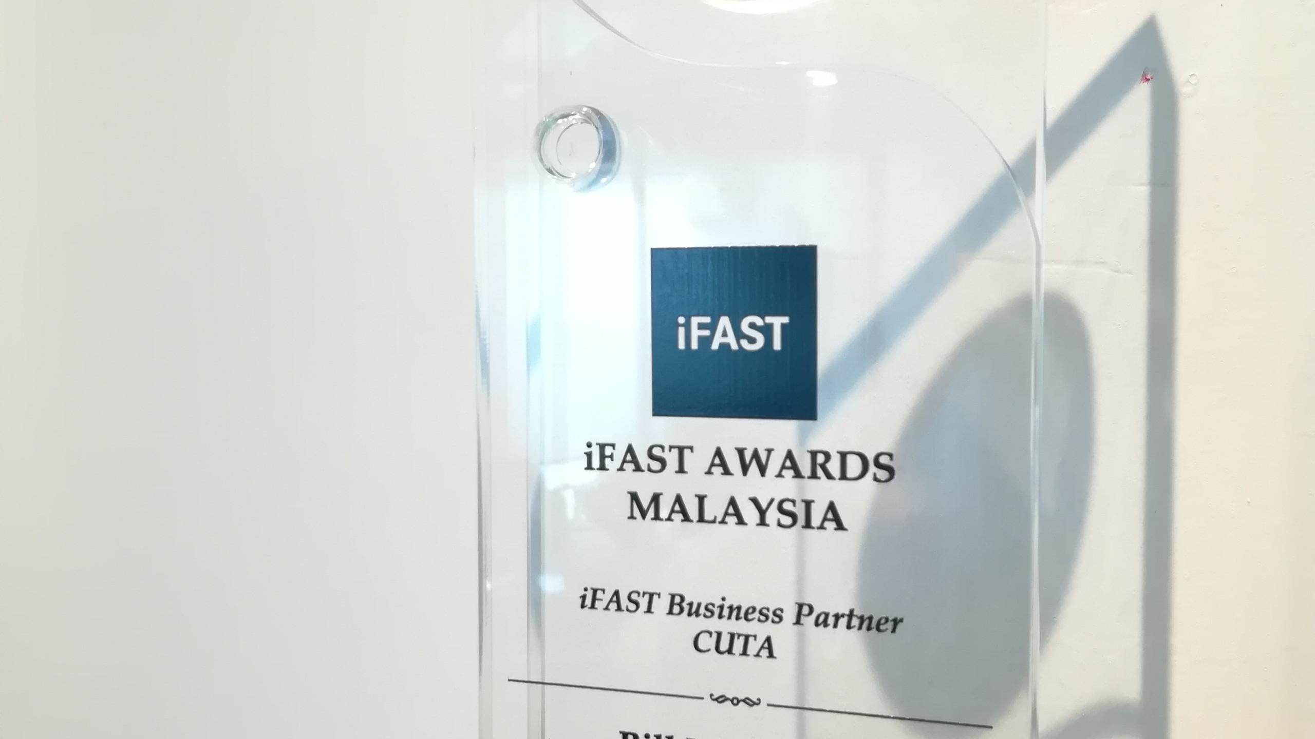 iFast Business Partner Token