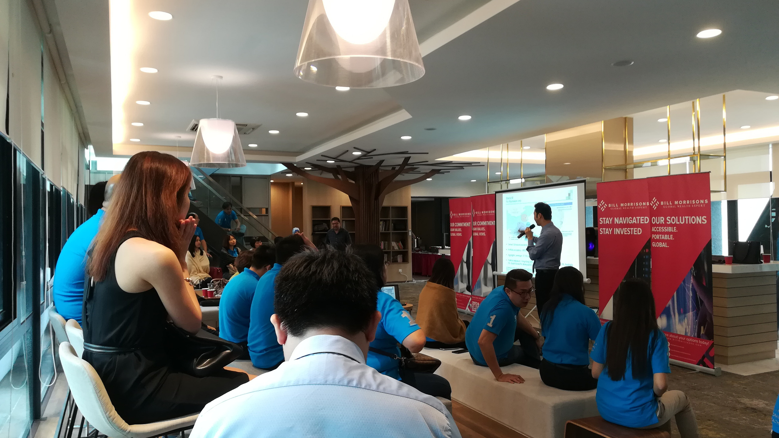 Talk by Manulife