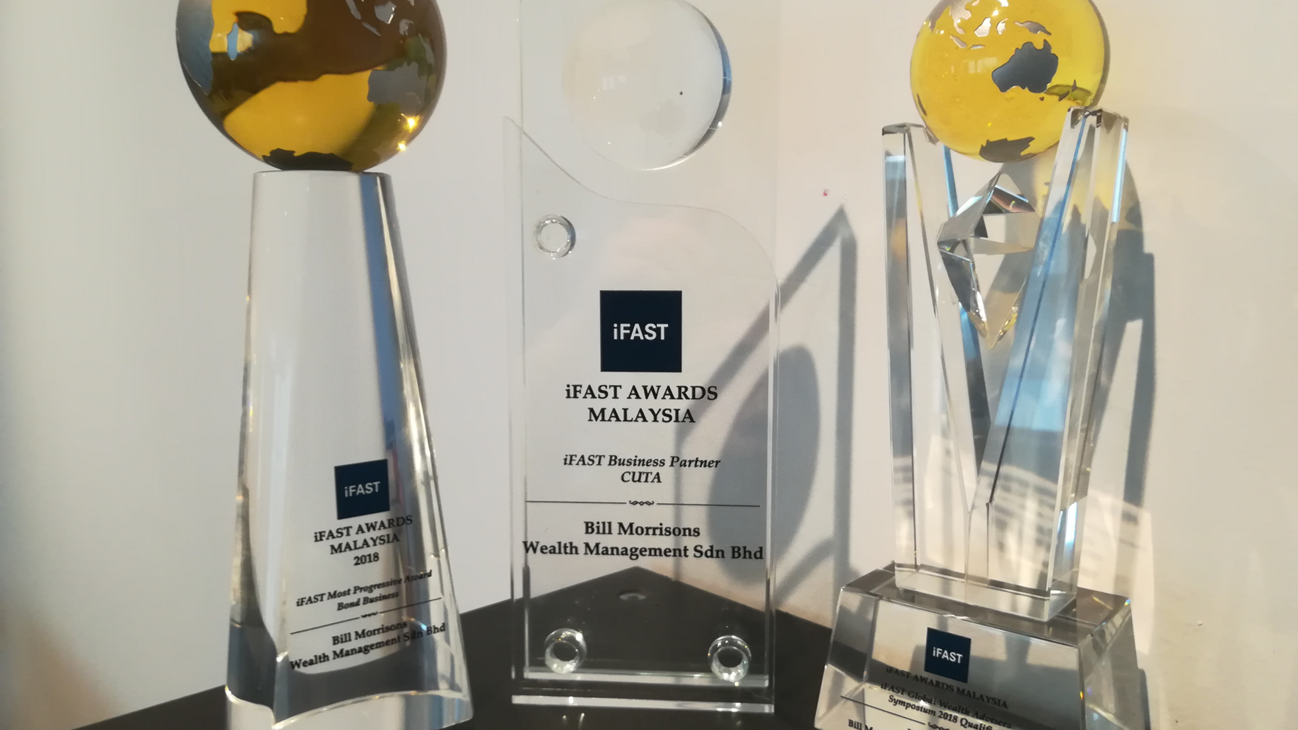 The Awards by iFast