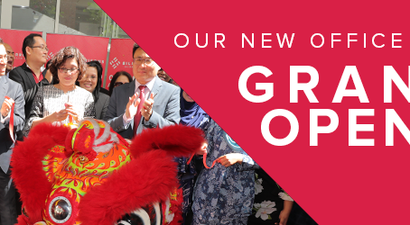 It's Grand Opening time!