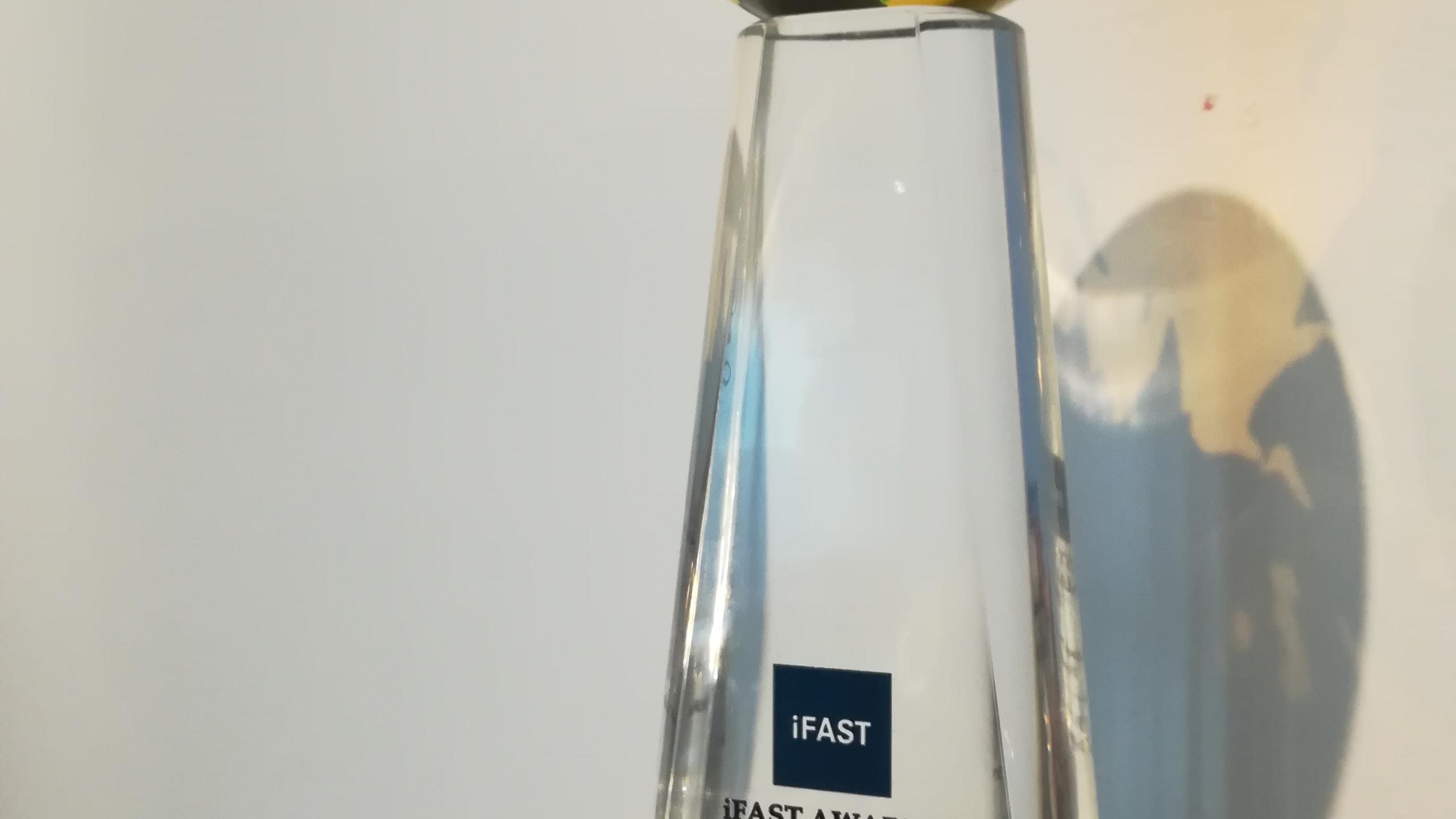 The Most Progressive Award
