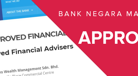 Bill Morrisons Wealth Management Sdn Bhd has been listed on Bank Negara Malaysia's website as AP