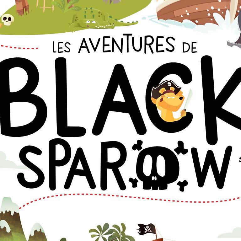 Les Aventures de Black Sparow à Nantes