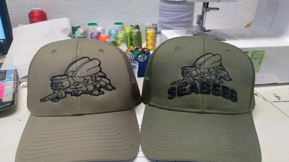 Seabee Caps