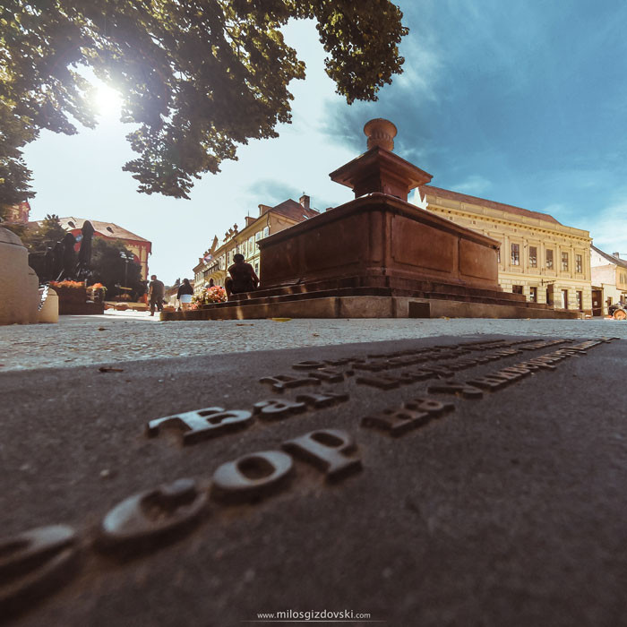 Sremski Karlovci fontana