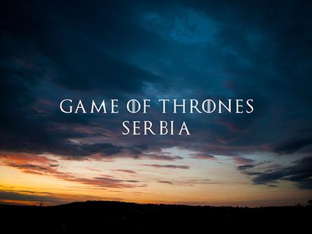 Game of Thrones u Srbiji