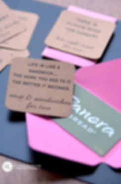 Couple Date Night Gift Card Gift Ideas m