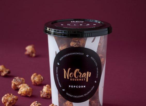 Solbær popcorn fra NoCrapGourmet