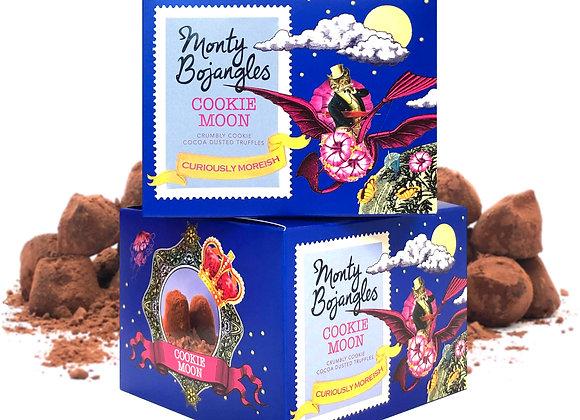 Chokolade trøfler med cookie fra Bojangles