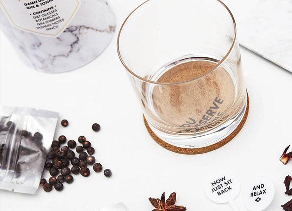 Gin lover accessory & tasting kit