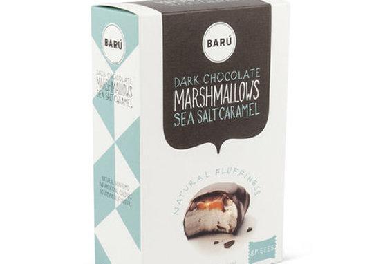 Barú skumfidus med havsalt, karamel og chokolade 120 g.