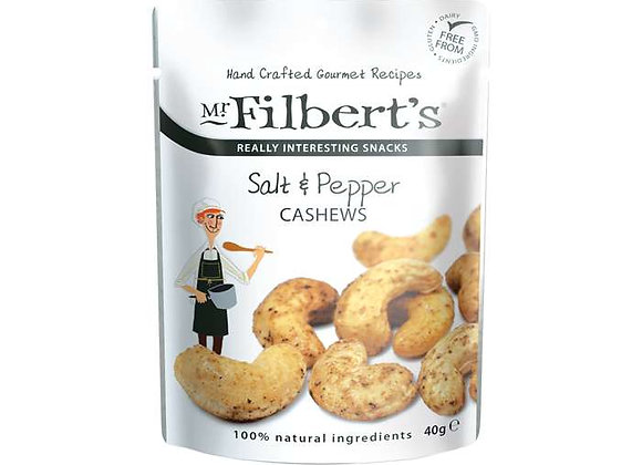 Filbert's Salt & Pepper Cashews