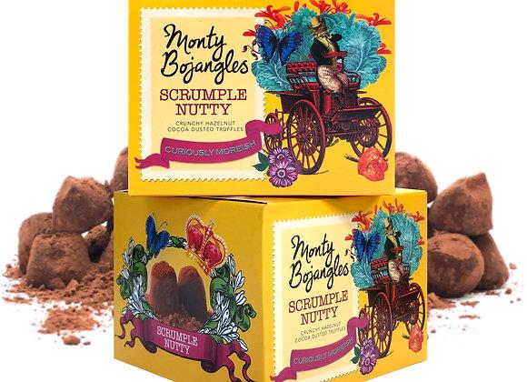 Chokoladetrøfler med hasselnød fra Bojangles