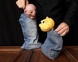 Marionnettes-sacs