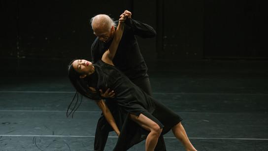 Je danse parce que je me méfie des mots ©Gregory Batardon