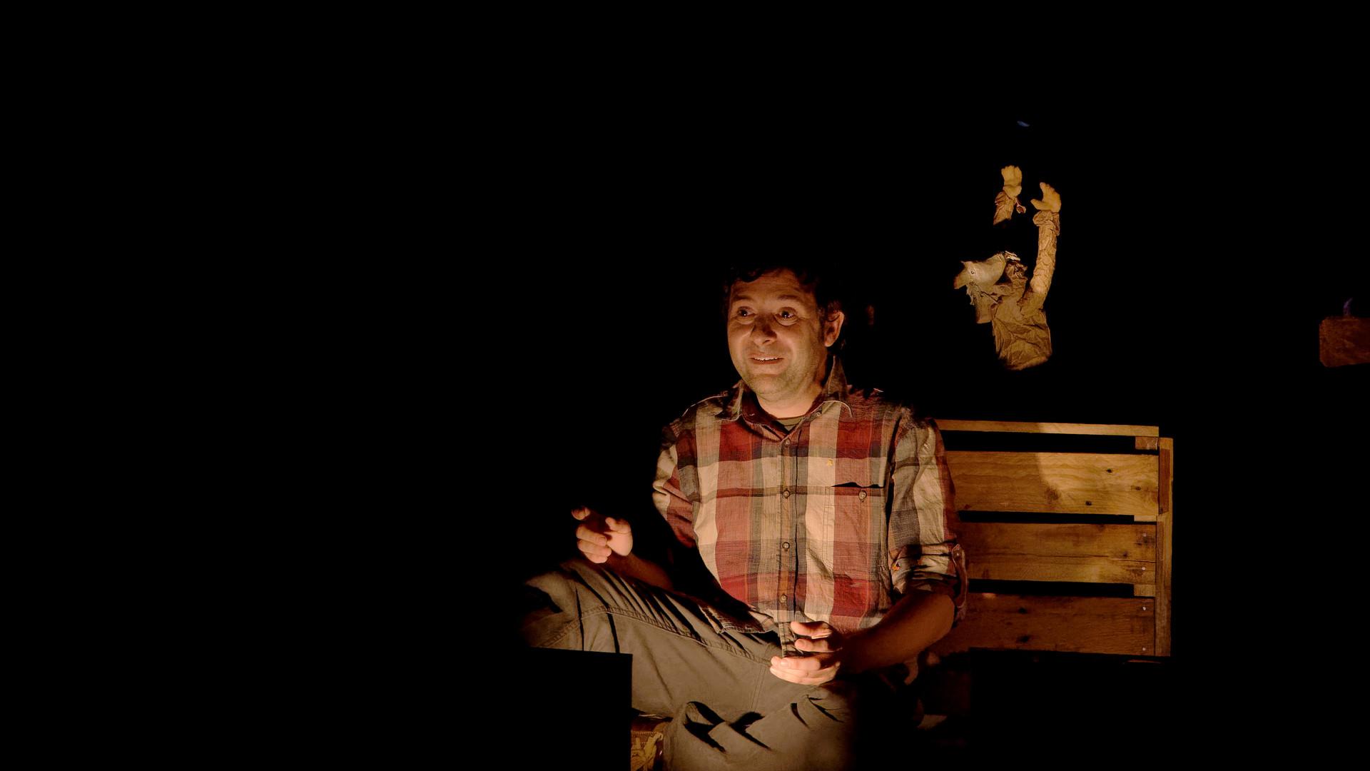 Kazu dans la nuit ®Philippe Rappeneau