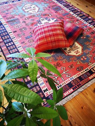 イランの手織り絨毯・キリム展 @ギャラリーZEN359末友 11/24㊋~29㊐
