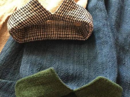 装・創・想・草の種をまく~SOW・ナラサキシノブさんの優しい綿衣