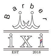 Barber ixi ロゴ