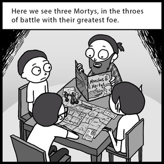 Morty Tracts 1