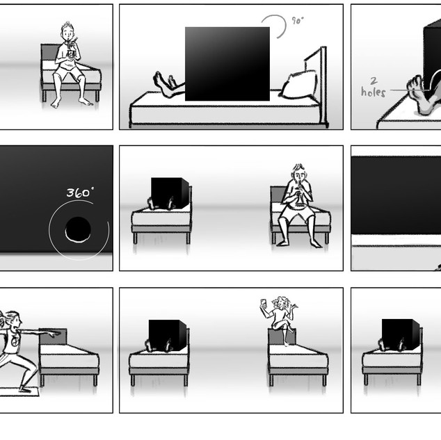 HBO Box Storyboards 2