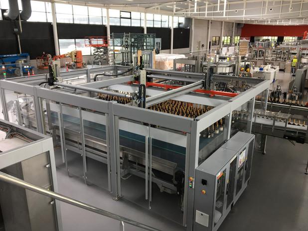 Cartérisation machines spéciales