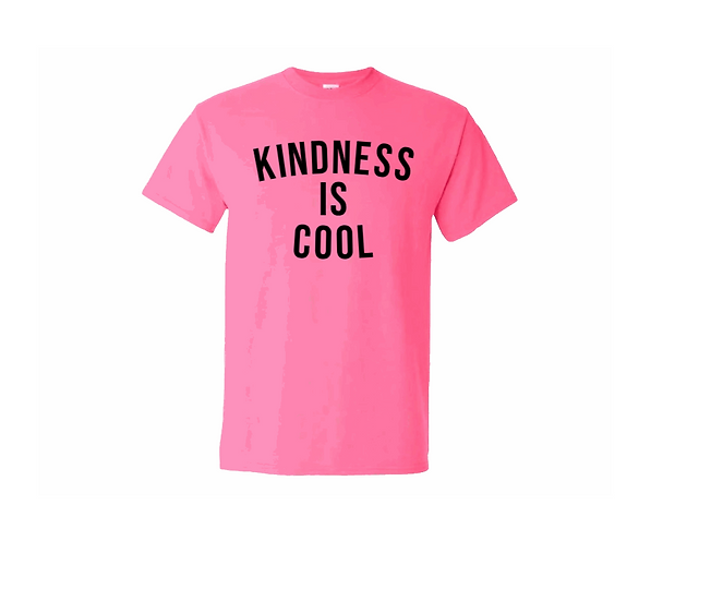 PINK SHIRT DAY -Kindness Is Cool