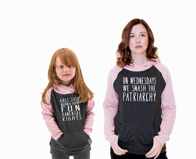 MAMA AND ME PULLOVER SET - MIX N MATCH