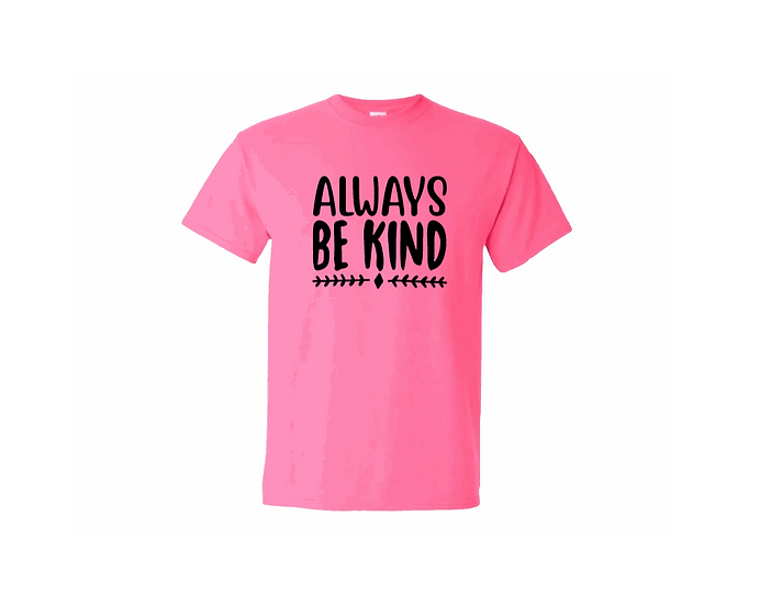 PINK SHIRT DAY - Always Be Kind
